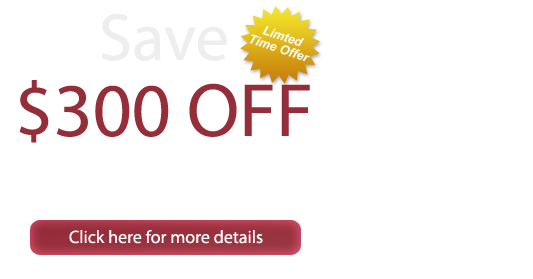 For a limited time, save $300 off the setup fee of your real estate investor website