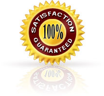 website satisfactoin Guarantee